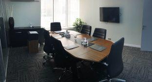 Hitit Arabuluculuk ve Uyuşmazlık Çözüm Merkezi görüşme odası