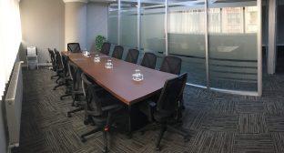 Hitit Arabuluculuk ve Uyuşmazlık Çözüm Merkezi toplantı odası