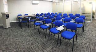 Hitit Arabuluculuk ve Uyuşmazlık Çözüm Merkezi eğitim odası